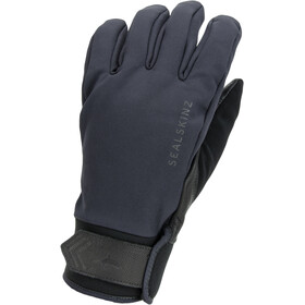 Sealskinz Waterproof All Weather Insulated Gloves grey/black